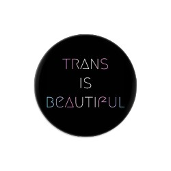 Trans Pride Dynamic Discs Judge Mini Disc Golf Marker