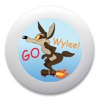 Go Wylee! Ultimate Frisbee