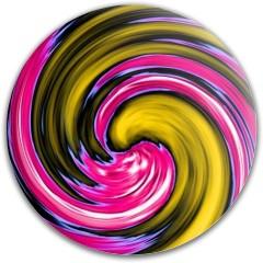 Dynamic Discs Fuzion Warden Putter Disc