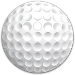 golf ball Dynamic Discs Fuzion Felon Driver Disc