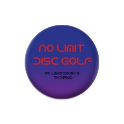 MR.L Dynamic Discs Judge Mini Disc Golf Marker