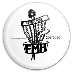 FMH Discraft Buzzz Midrange Disc