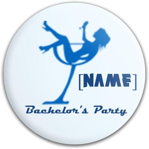 Bachelor's Party Disc Latitude 64 Gold Line Compass Midrange Disc