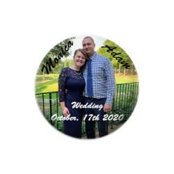 Wedding Dynamic Discs Judge Mini Disc Golf Marker