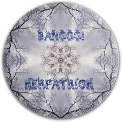 Custom Kerpatrick Putter Dynamic Discs Fuzion Judge Putter Disc