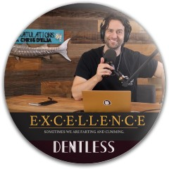 Chris D'Elia Dentless Dynamic Discs Fuzion Verdict Midrange Disc