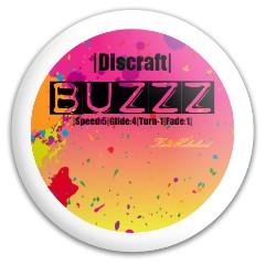 wild Buzzz Discraft Buzzz Midrange Disc
