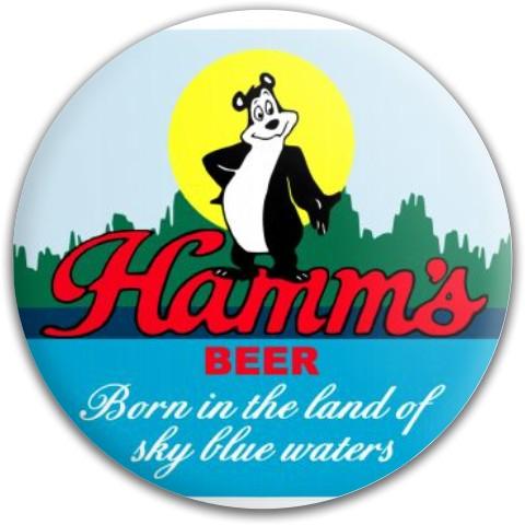 Hamm's Latitude 64 Gold Line Compass Midrange Disc