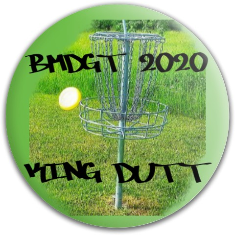 DUTT KING Latitude 64 Gold Line Pure Putter Disc