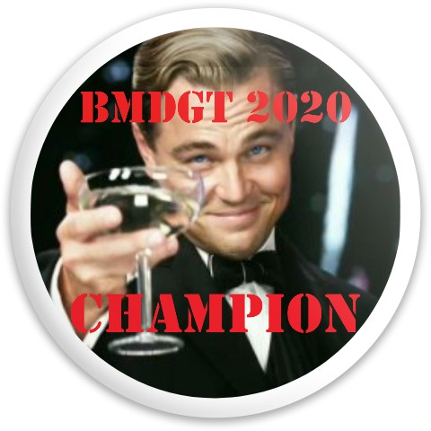 Champ 2020 revised Dynamic Discs Fuzion Trespass Driver Disc