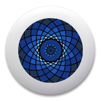 Crystal Blue Ultimate Frisbee