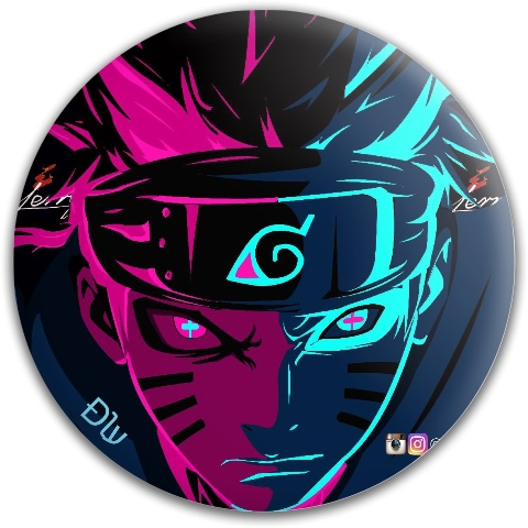 Naruto Dynamic Discs EMAC Truth Midrange Disc
