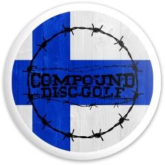 Compound Homeland Latitude 64 Gold Line Ballista Driver Disc