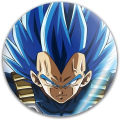 Vegeta Blue Dynamic Discs EMAC Truth Midrange Disc