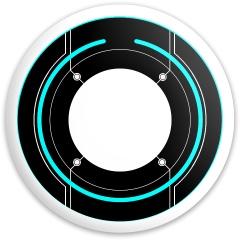 Tron Disc Latitude 64 Gold Line Ballista Driver Disc