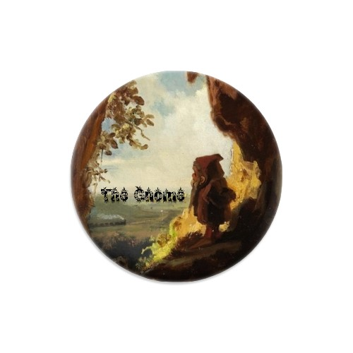 the gnome Dynamic Discs Judge Mini Disc Golf Marker