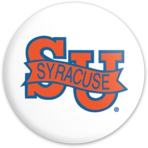 Vintage Syracuse Dynamic Discs Fuzion Defender Driver Disc