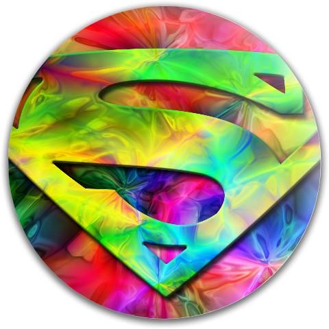 superman Latitude 64 Gold Line Pure Putter Disc