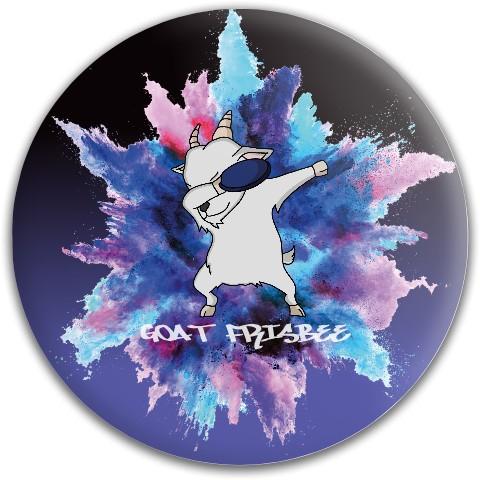 Goat frisbee 2 Latitude 64 Gold Line Compass Midrange Disc