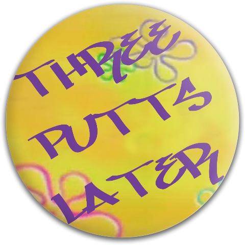 Latitude 64 Gold Line Gauntlet Putter Disc