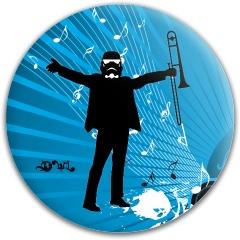 Jazztrooper Dynamic Discs Fuzion Verdict Midrange Disc