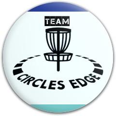 Circles Edge Disc Golf Dynamic Discs Deputy Putter Disc
