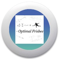Model Predictive Control Frisbee Discraft Ultrastar Ultimate Frisbee