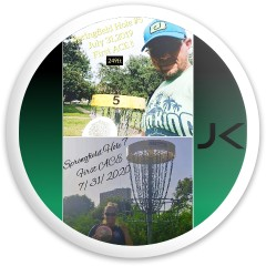 Latitude 64 Gold Line Diamond Driver Disc
