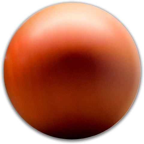 Bowling ball disc Latitude 64 Gold Line Mercy Putter Disc