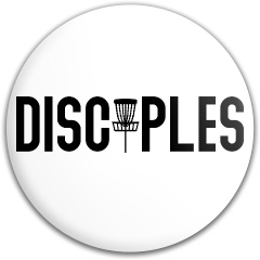 Disciples Disc Golf Dynamic Discs Deputy Putter Disc