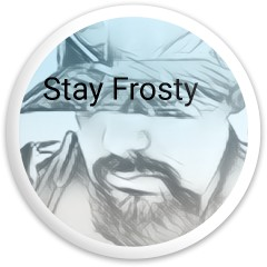 Frosty Latitude 64 Gold Line Diamond Driver Disc