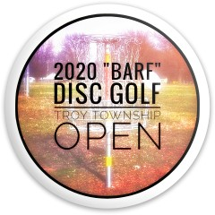 2020 Troy Township Open Dynamic Discs Latitude 64 Opto Explorer