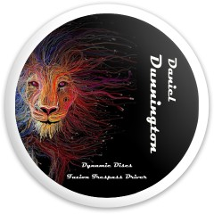 Lion's Pride Fuzion Trespass Dynamic Discs Fuzion Trespass Driver Disc