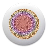 PsycheDisc Ultimate Frisbee