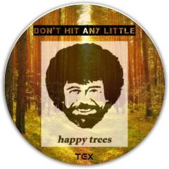 Happy Trees Westside Tournament Harp Putter Disc