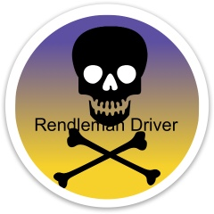 Rendleman distance driver Latitude 64 Gold Line Ballista Driver Disc