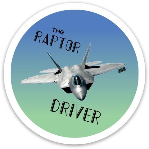 Raptor Driver Dynamic Discs Captain Driver Disc