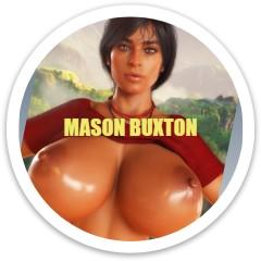 mason buxton Dynamic Discs Captain Driver Disc