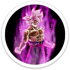 Goku Black Dynamic Discs Maverick Driver Disc