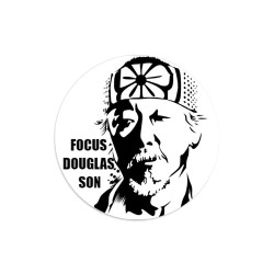 >Mr. Miyagi Dynamic Discs Judge Mini Disc Golf Marker