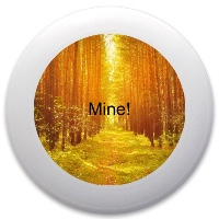 Mine Discraft Ultrastar Ultimate Frisbee