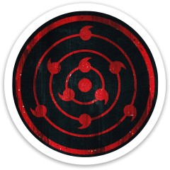 Sharingan Dynamic Discs Maverick Driver Disc