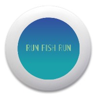 Run Fish Run Ultimate Frisbee