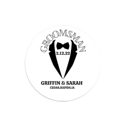 Groomsman Dynamic Discs Judge Mini Disc Golf Marker