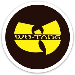 Wu Tang Clan Dynamic Discs Fuzion Trespass Driver Disc