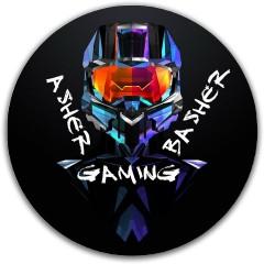 Asher BasherGaming Dynamic Discs Fuzion Justice Midrange Disc