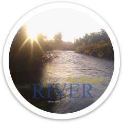 Lat 64 San Joaquin RIVER Latitude 64 River Driver Disc