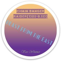 East Beast Dynamic Discs Raider Driver Disc