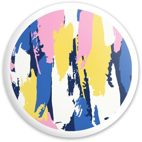 Easter Grunge Dynamic Discs Maverick Driver Disc