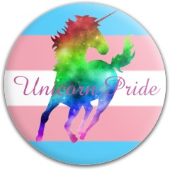 Unicorn Pride Westside Tournament Harp Putter Disc